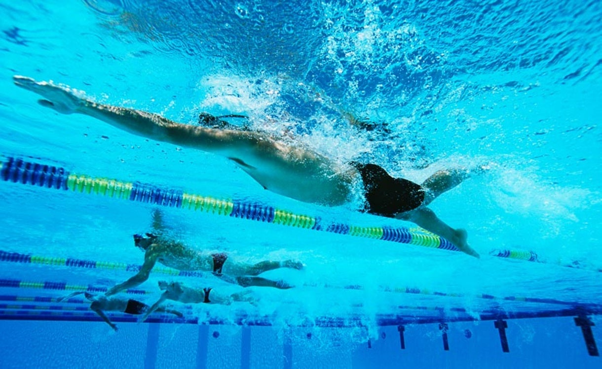 Swimming's Unsung Moments