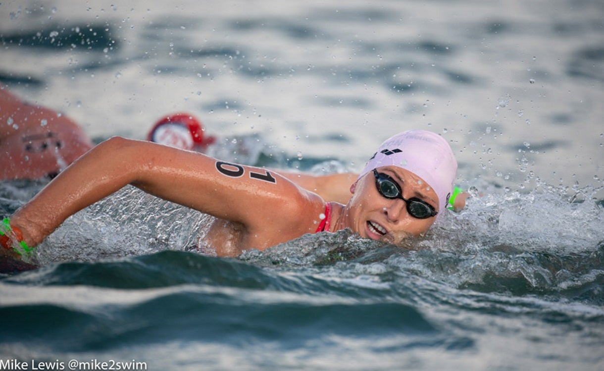 Four National Team Athletes Punch Tickets to Open Water World Championships