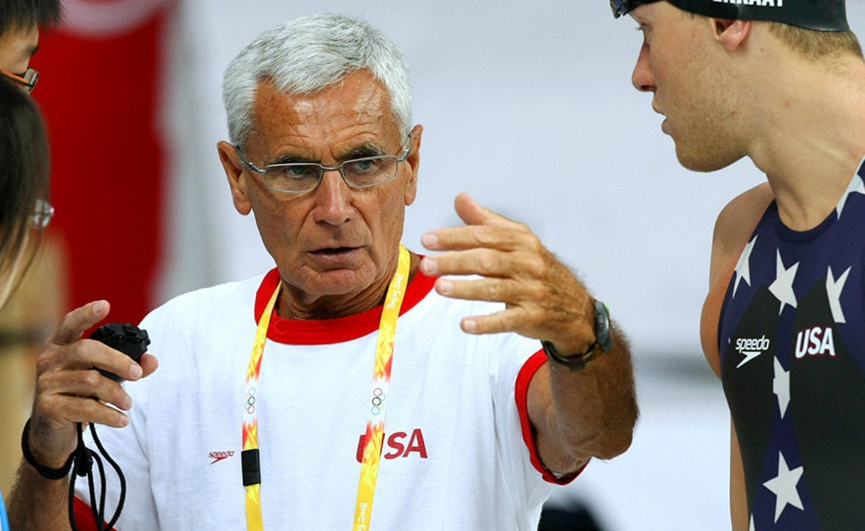 USA Swimming Names Jon Urbanchek National Team Technical Advisor