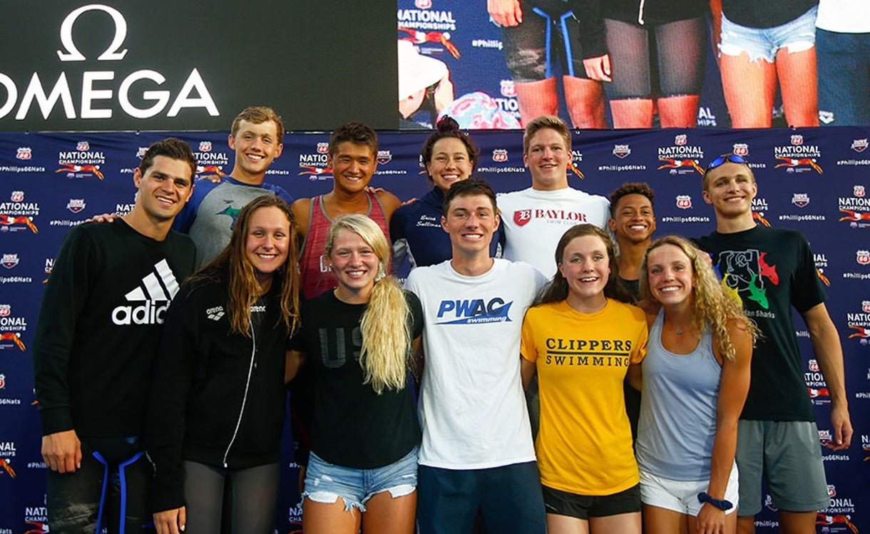 TYR Next Gen Team Announced in Irvine