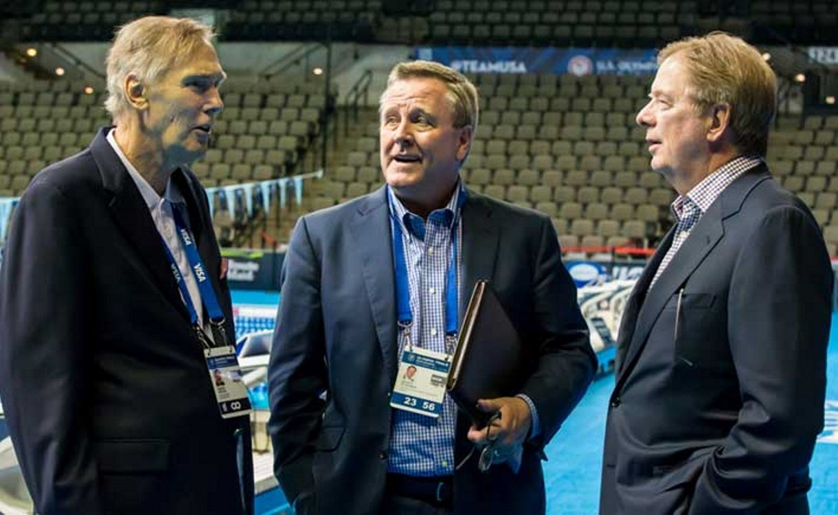 USA Swimming CMO Matt Farrell's Personal Thoughts on the Passing of USA Swimming's Chuck Wielgus