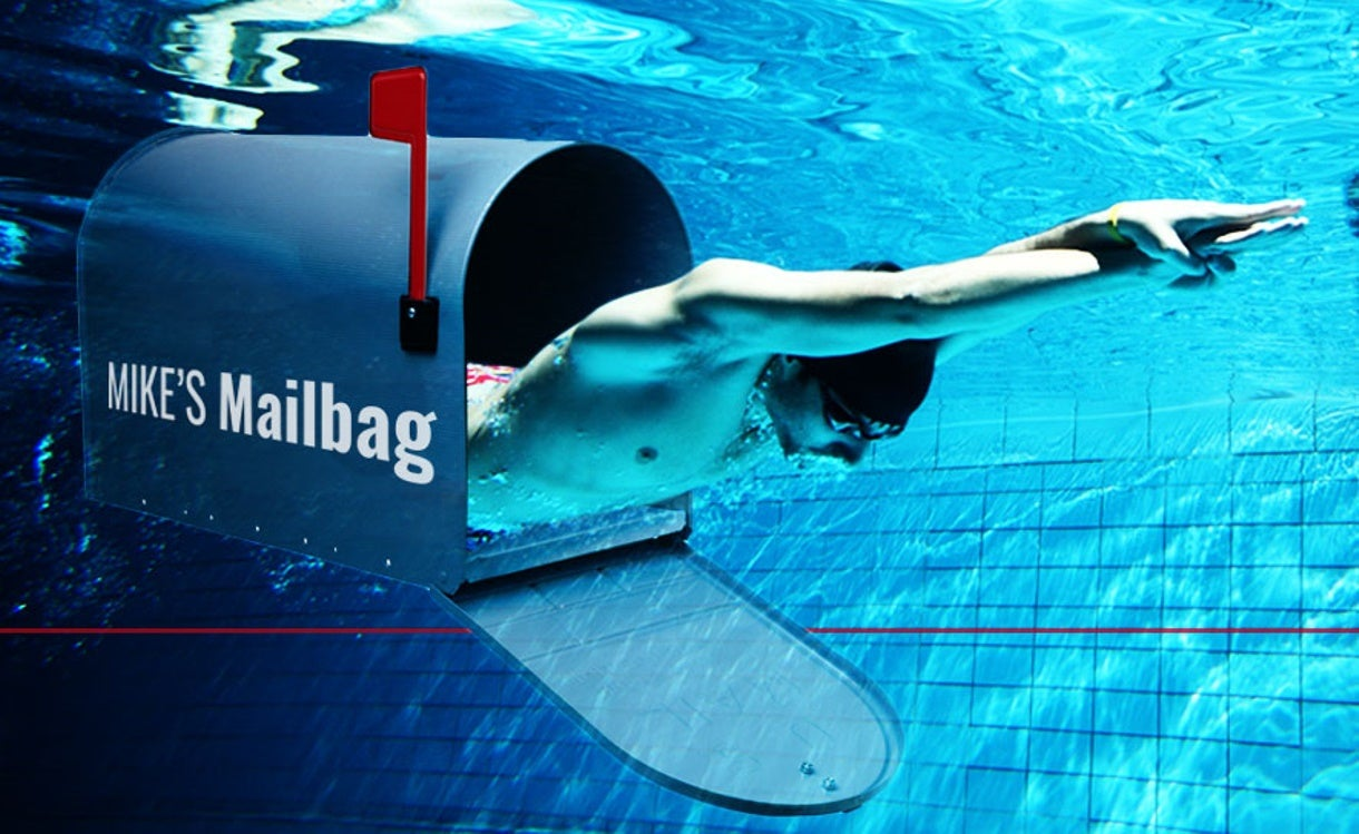 Mike's Mailbag: Perfecting the Flip Turn