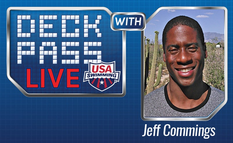Jeff Commings will host Deck Pass Live