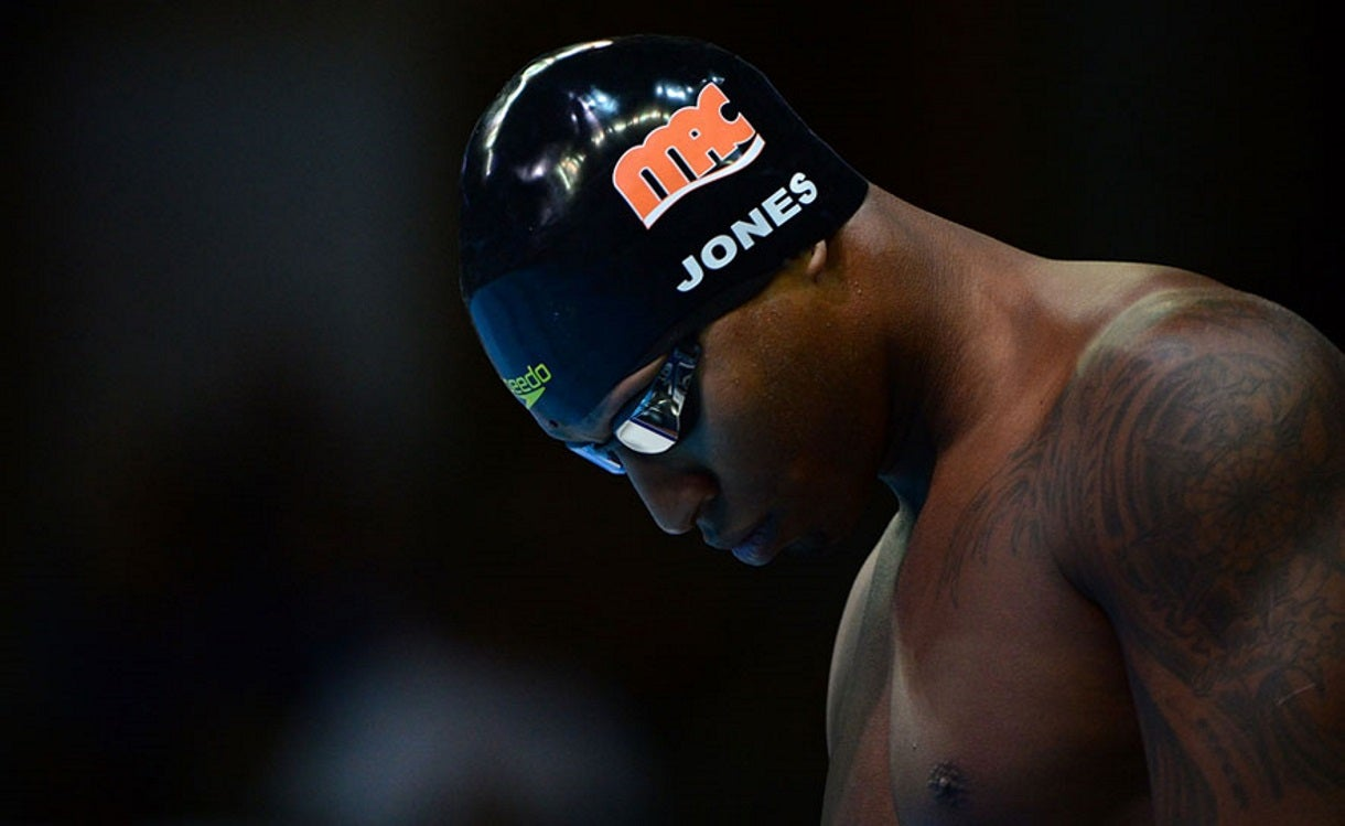 Black History Month: Cullen Jones Determined to Earn Degree, Make Next Olympic Team