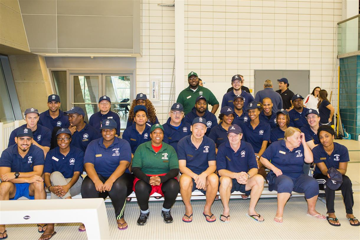 Community Swim Teams Group Picture