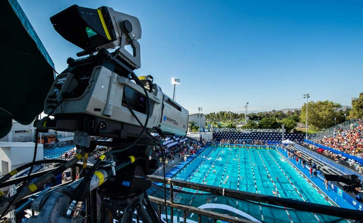 NBC Sports Group and USA Swimming Partner on Long-Term Media Rights Agreement