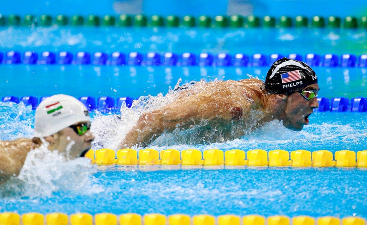 Phelps, Ledecky Headline Tonight's Olympic Finals