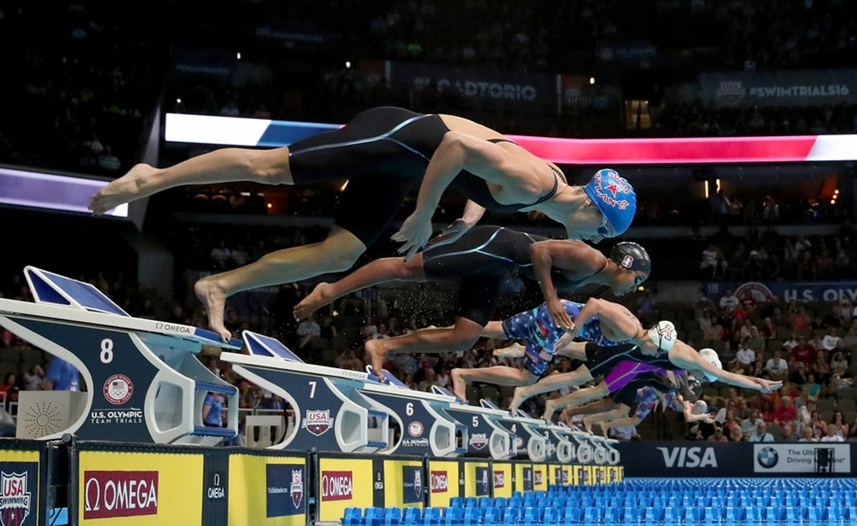 2020 U.S. Olympic Team Trials - Swimming Event Order