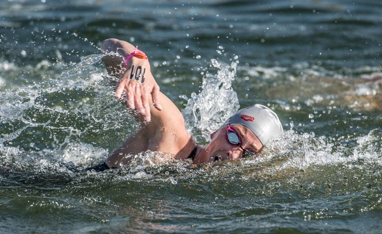 Open Water National Championships Open Friday at Castaic Lake