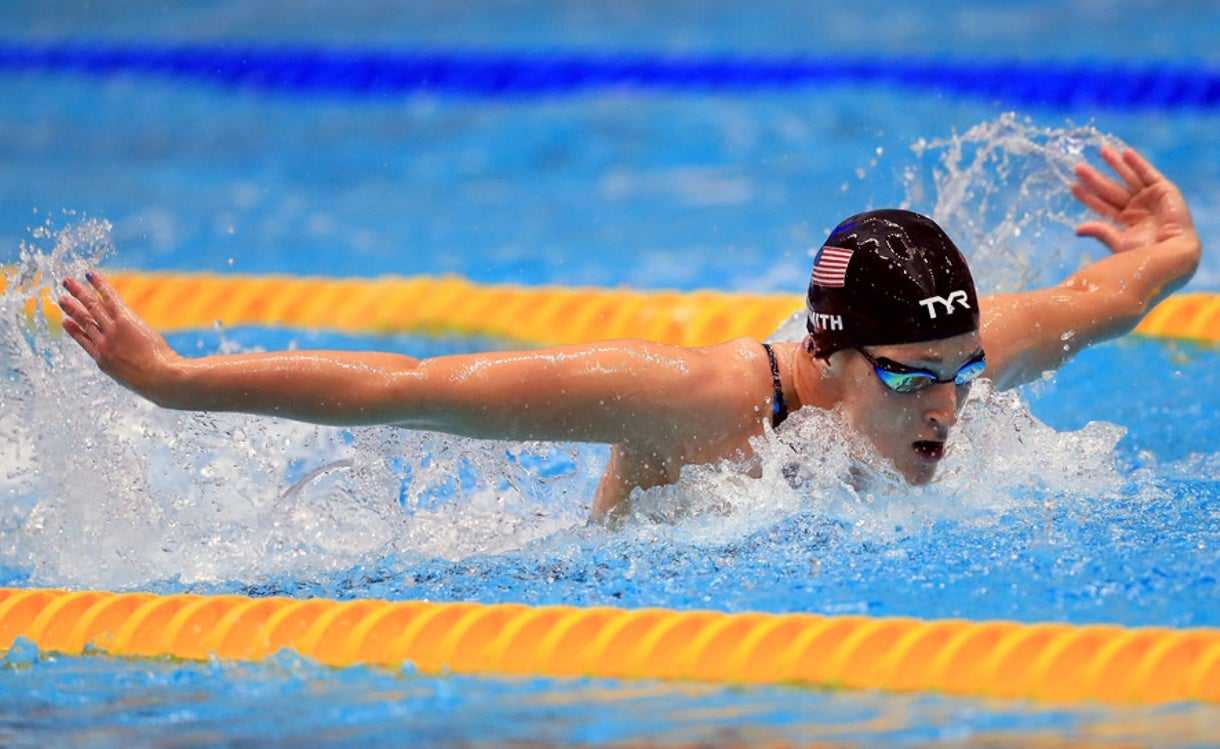 Leah Smith: Making the Most of her Swim Success