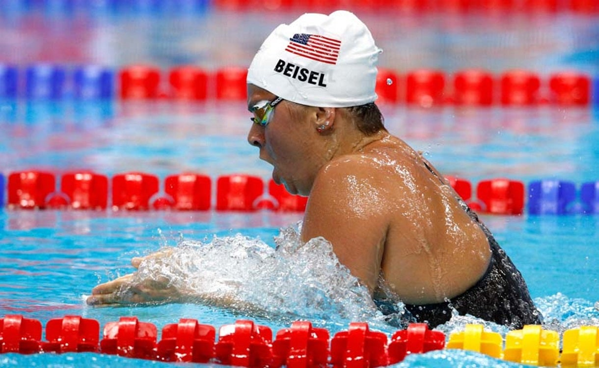 Elizabeth Beisel: Swimming Lessons