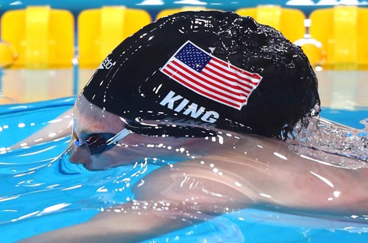 Lilly King: Not Backing Down
