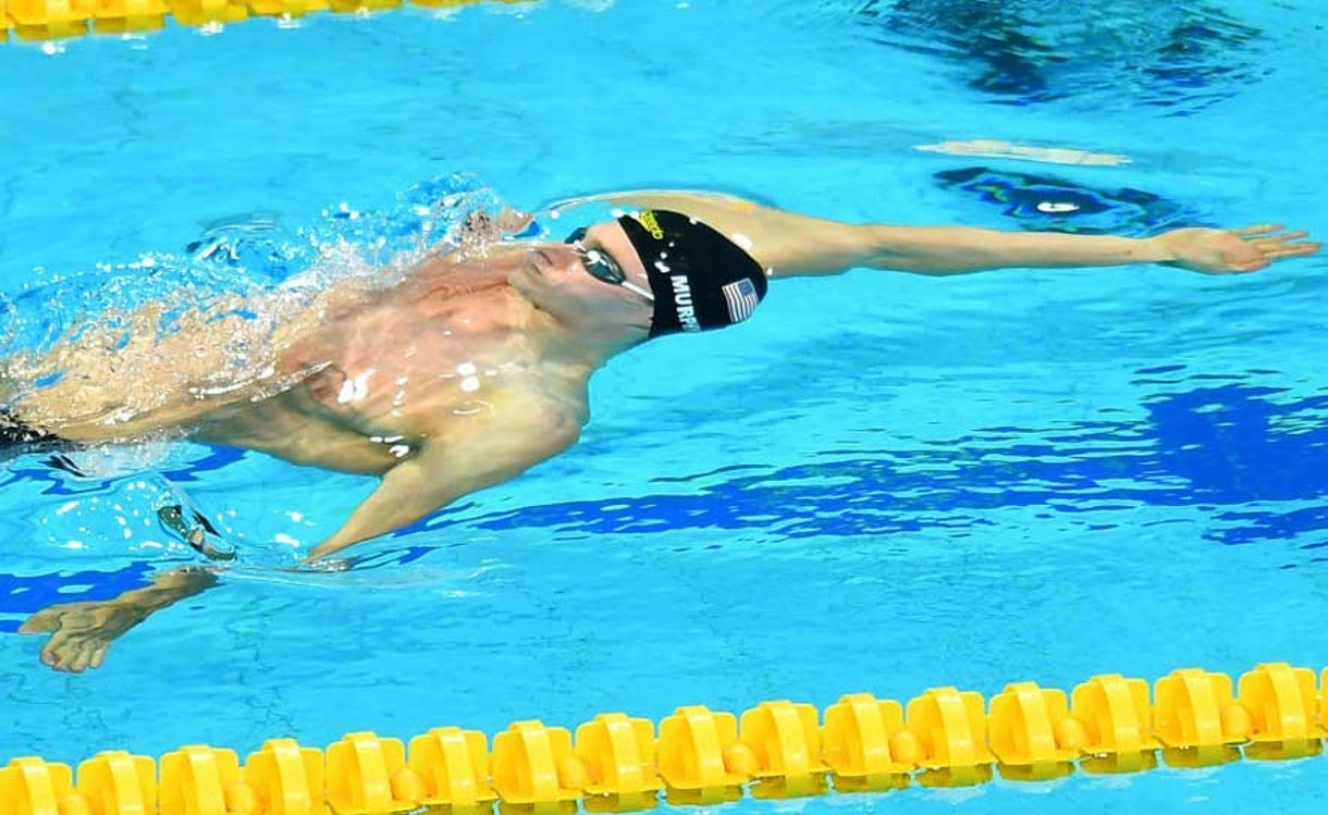 Splash Magazine Digital: Ryan Murphy's Tips for Great Backstroke Turns