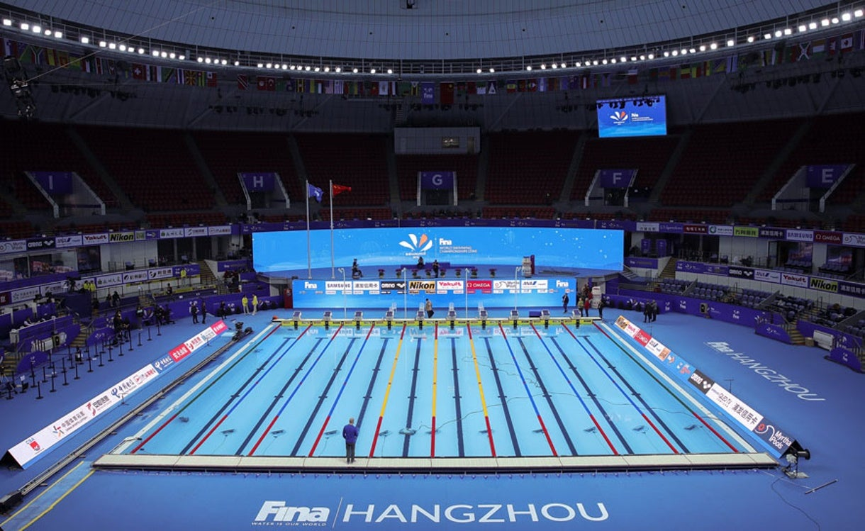 14th FINA World Championships (25m) TV/Webcast Schedule