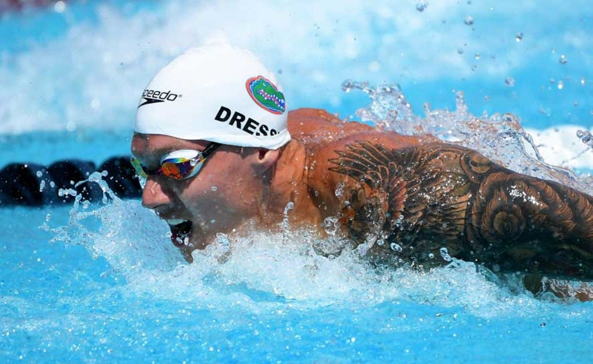 Dressel Finally Gets His Win in Irvine