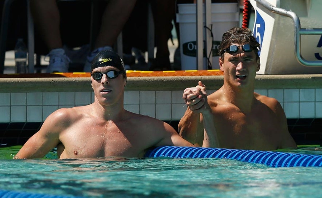 Can't Miss Race of the arena Pro Swim Series at Santa Clara