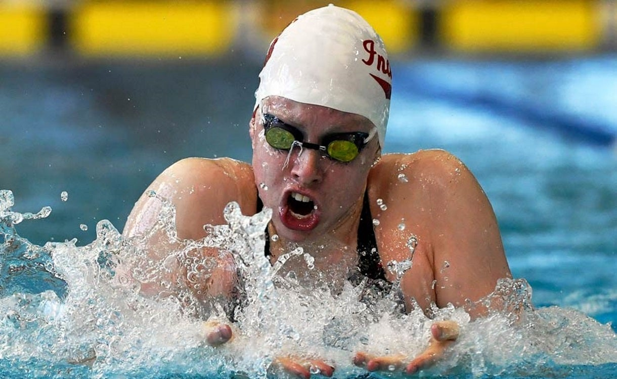 National Teamers Eastin, King Shine on Third Night of NCAAs
