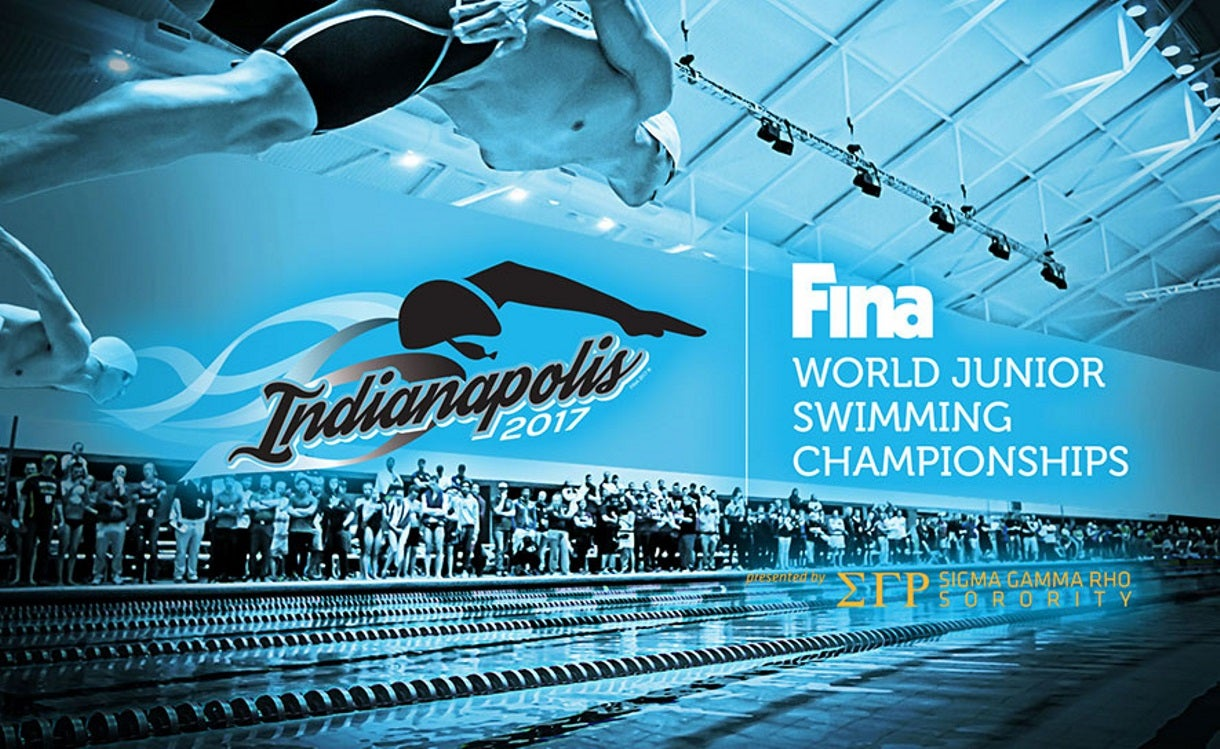 Team USA Roster Set for 2017 FINA World Junior Championships