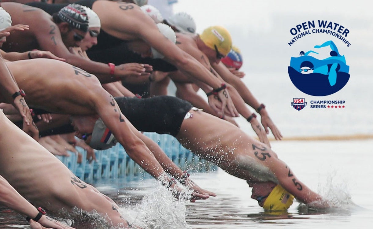 Open Water National Championships: Swimming's Chess Match