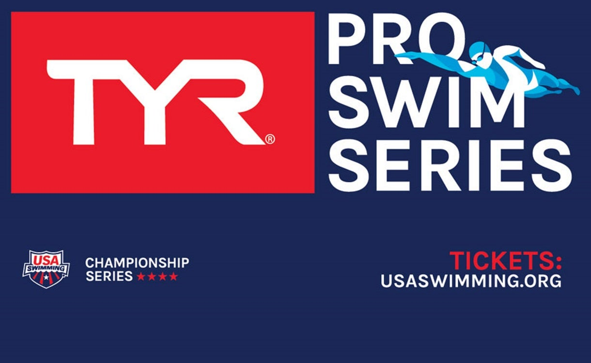 USA Swimming Announces Revamped TYR Pro Swim Series