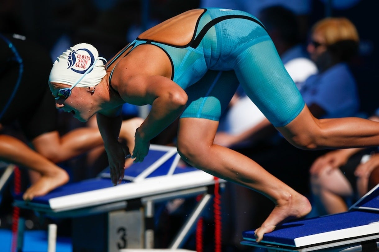 Repeat Winners Headline Night Three of Speedo Junior Nationals