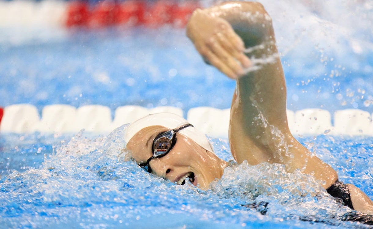 Ally McHugh Strategizes Her Way to Become an Olympic Contender
