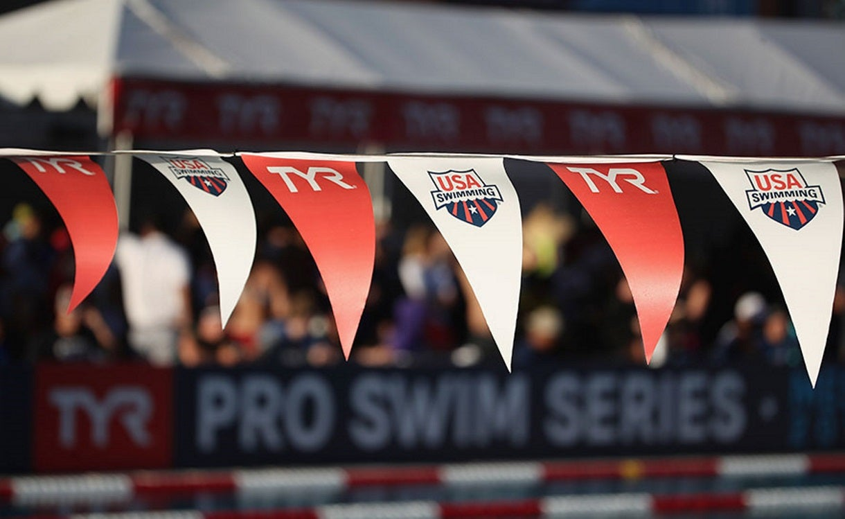Ipsen, Kobrich Take 1500m Free at TYR Pro Swim Series at Columbus