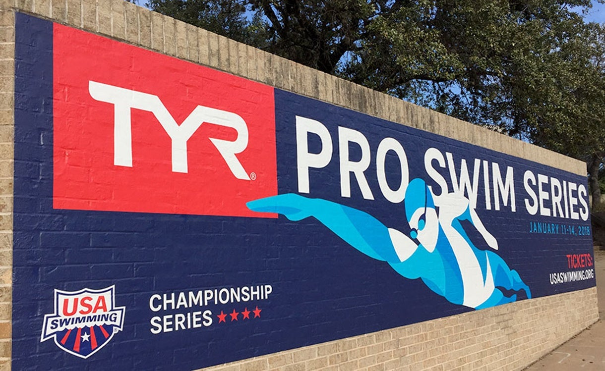 Rising TYR Pro Swim Series Stars Vie for TYR Next Gen Team Spots