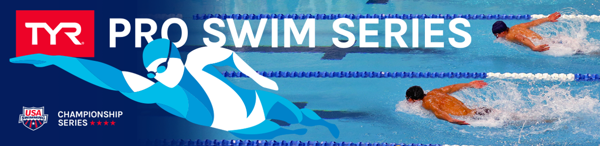 TYR Pro Swim Series at Richmond