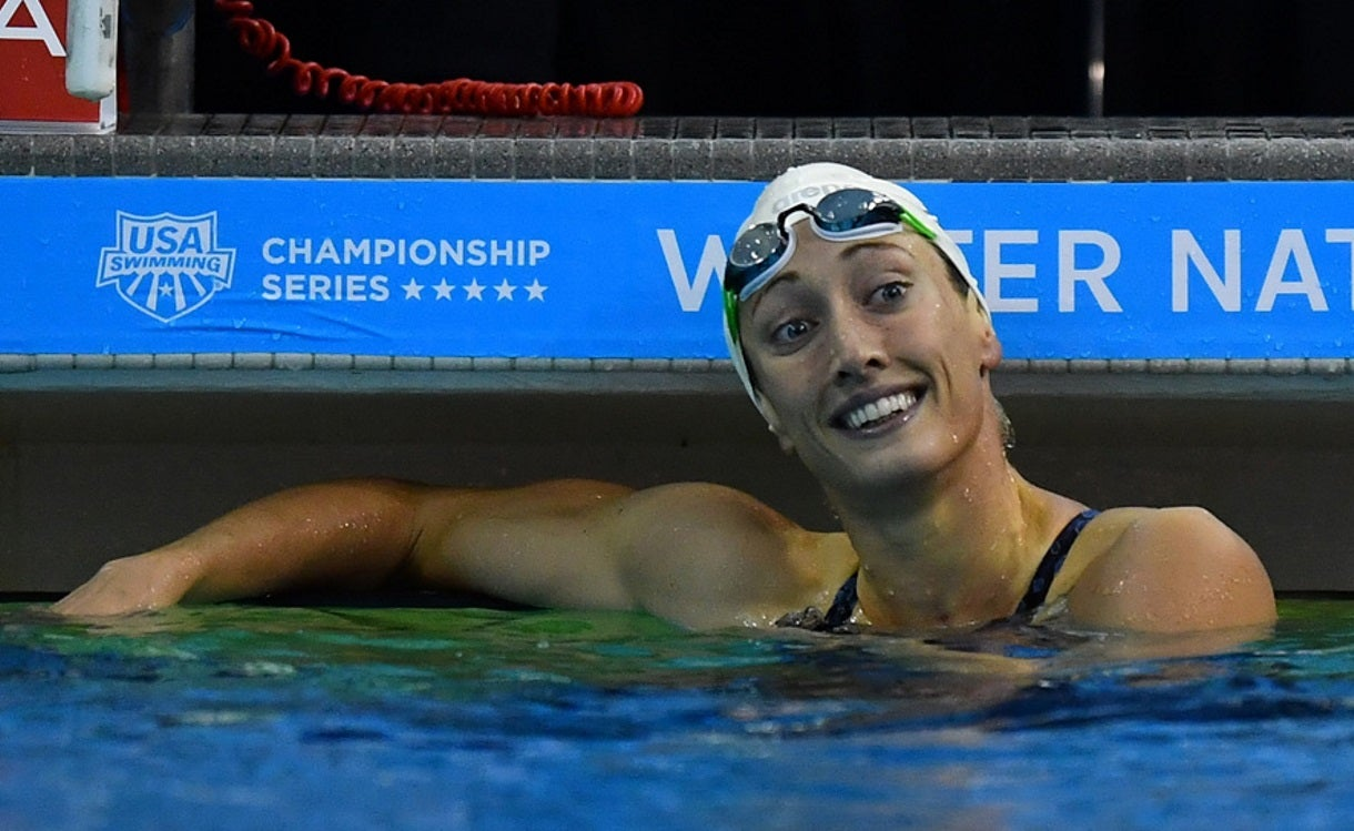 Breeja Larson is Capitalizing on New Opportunities in Swimming and Life