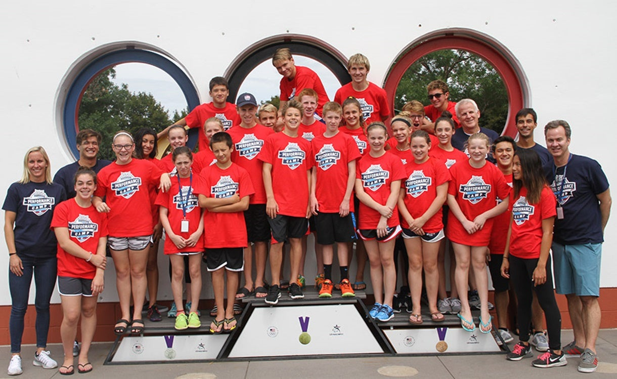2017 USA Swimming Foundation Youth Performance Camp