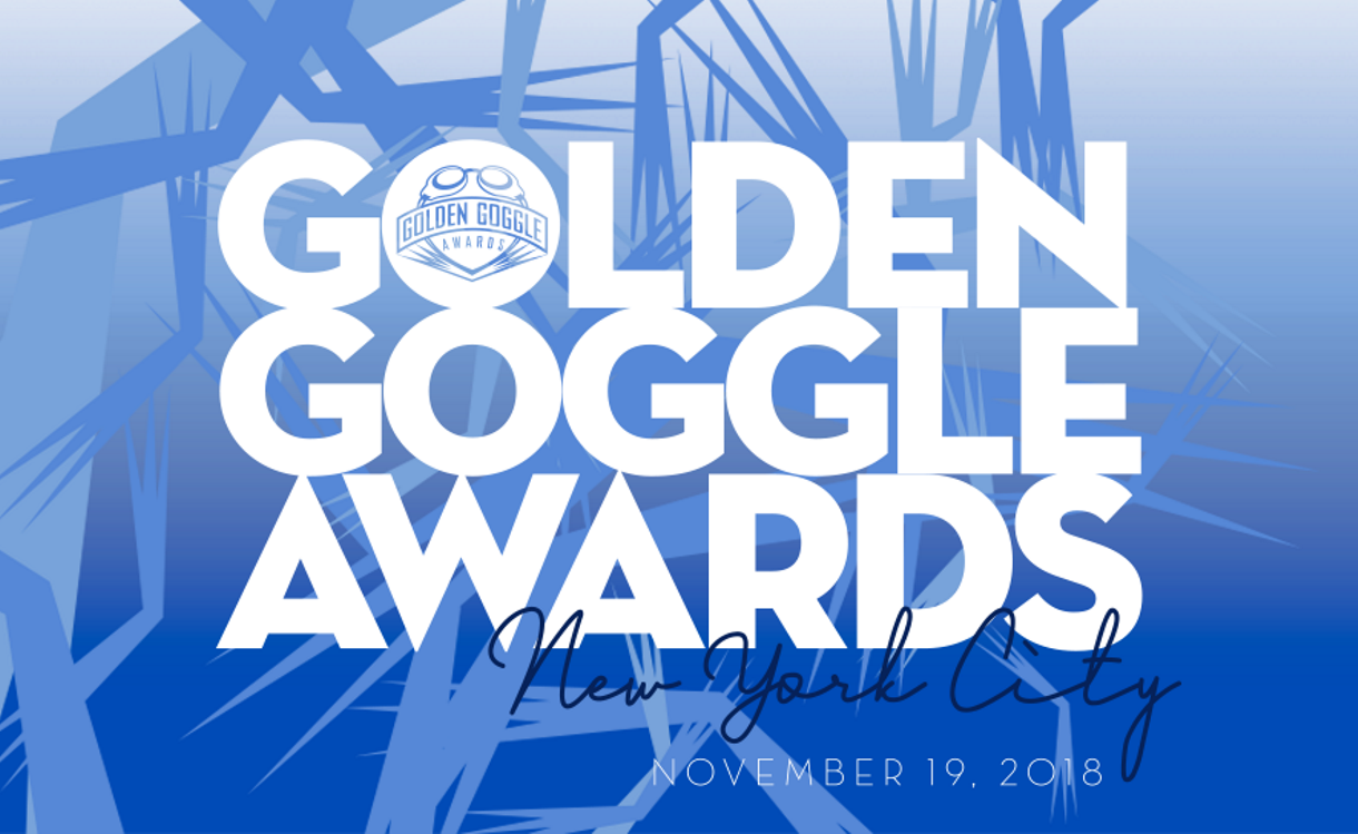 2018 Golden Goggle Award Nominees
