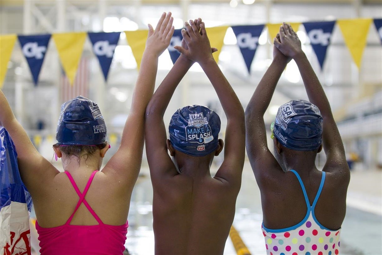 USA Swimming Foundation Announces 5-10 Percent Increase in Swimming Ability