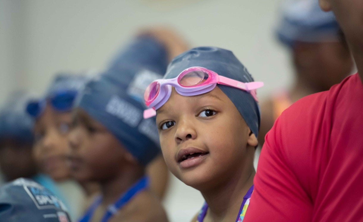USA Swimming Foundation Achieves 2017 Goal, Provides Swim Lessons to 1 Million Children