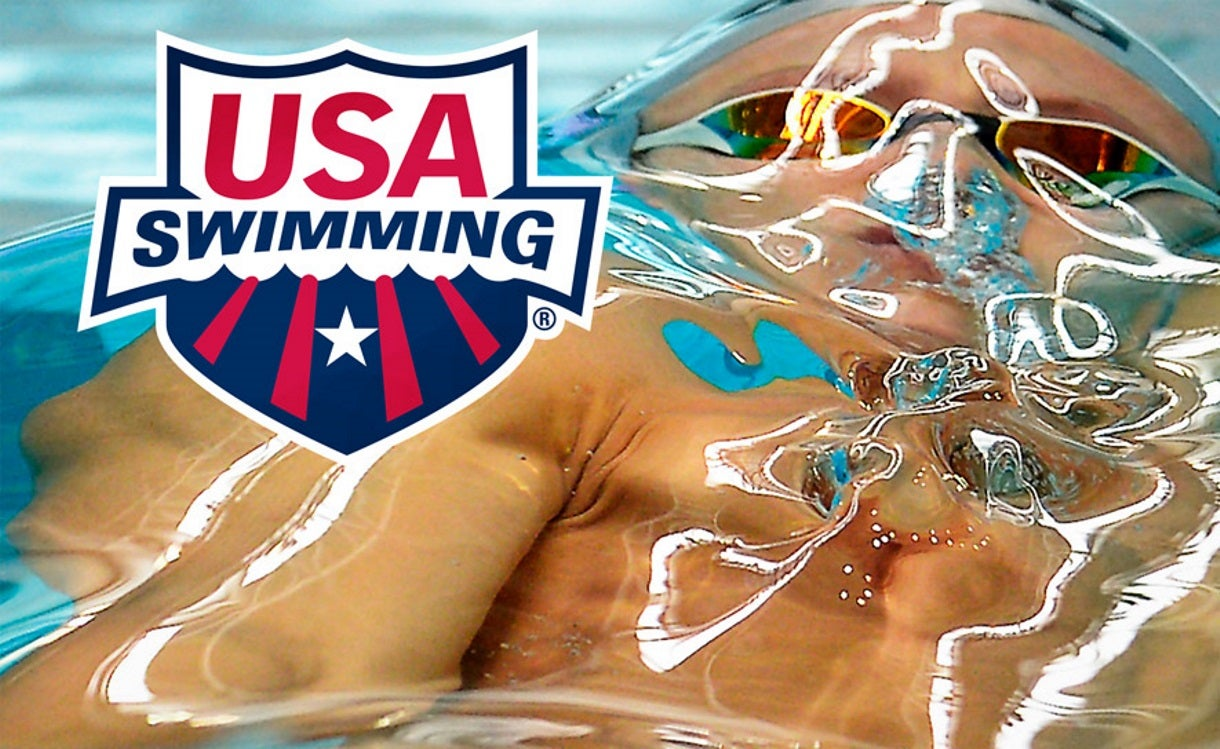 USA Swimming Logo Usage