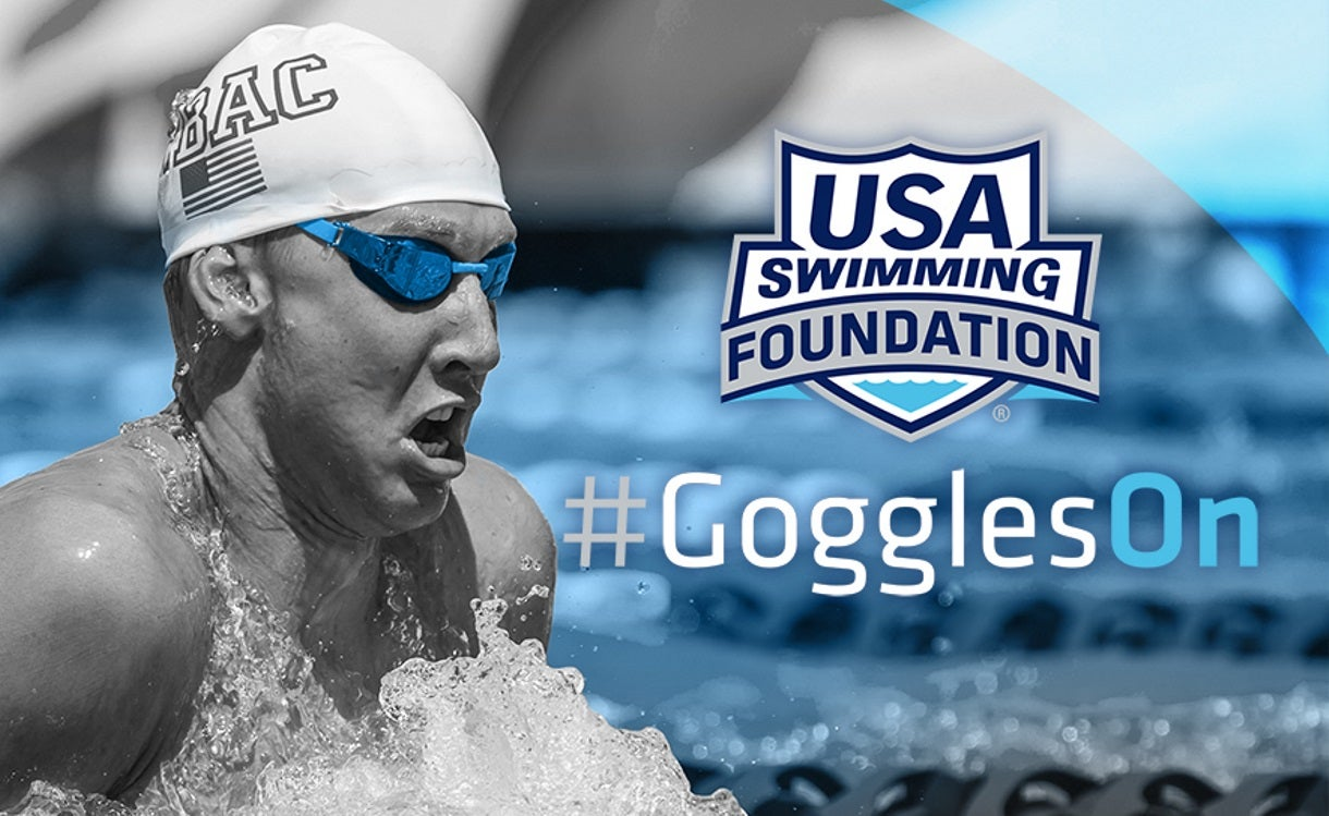 The USA Swimming Foundation  Day of Giving is Today