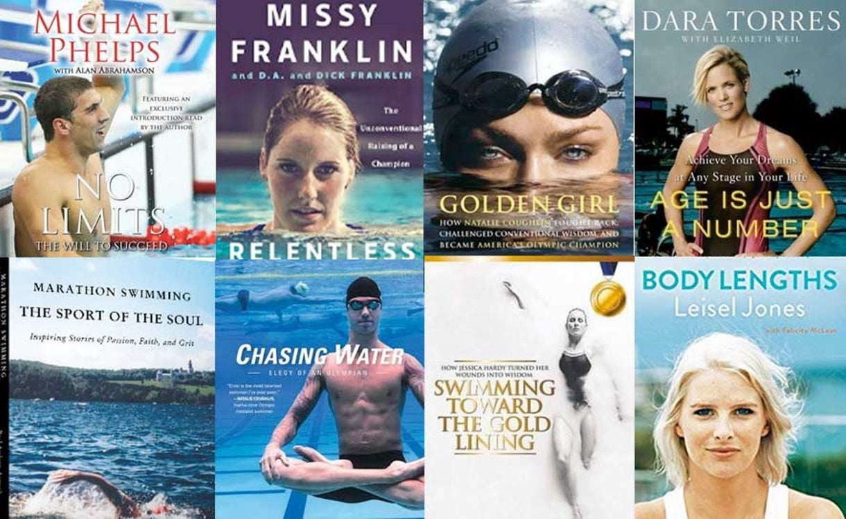 Swimming Books for Your Holiday Reading List