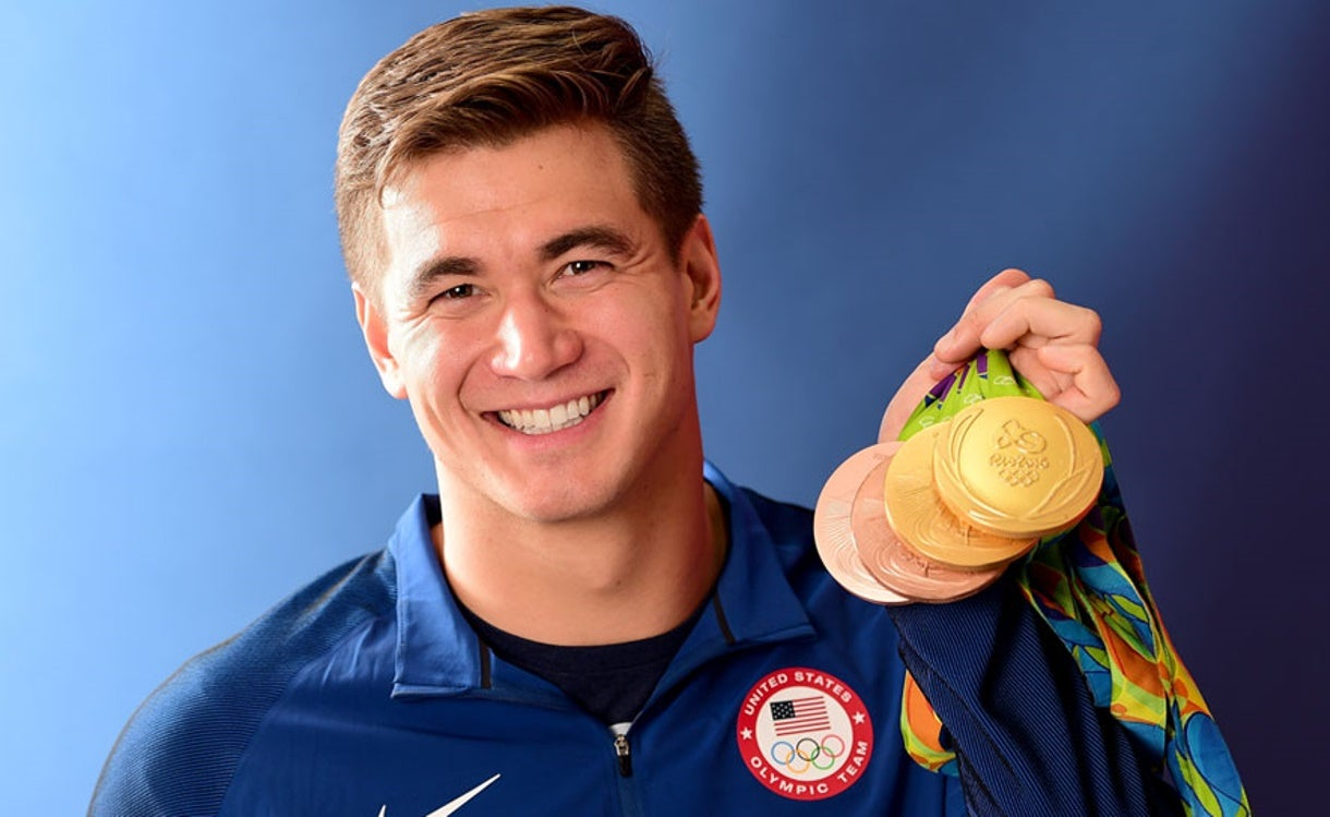 Nathan Adrian: Strong Body of Work