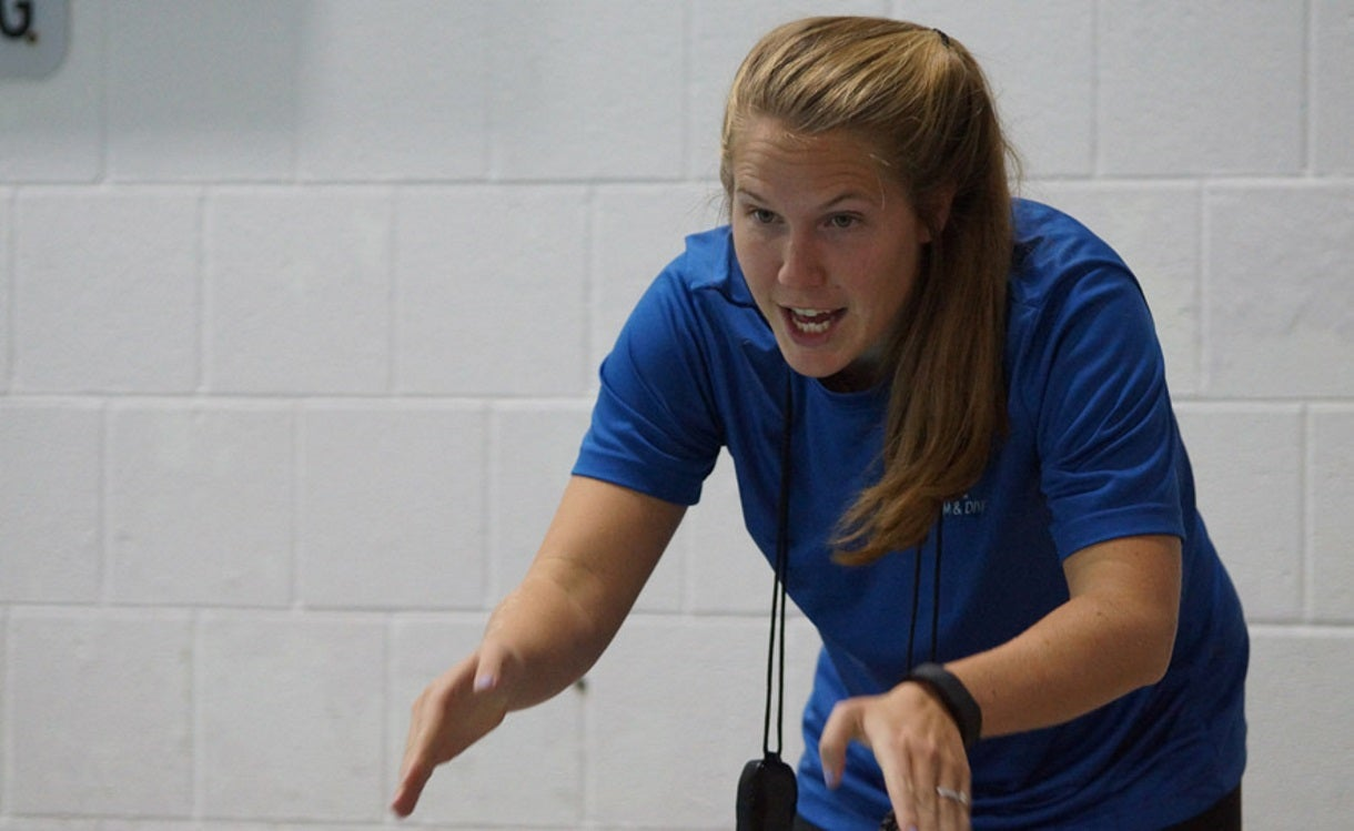 Ashley Steenvoorden Wise Finds Her Niche in Coaching and Teaching