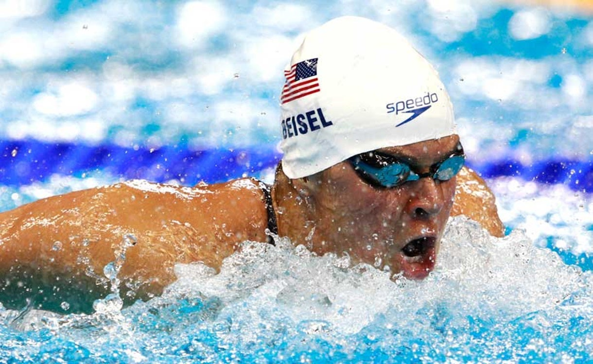 Three-Time Olympian Elizabeth Beisel and Veteran Official Cecil Gordon Join USA Swimming Foundation Board of Directors
