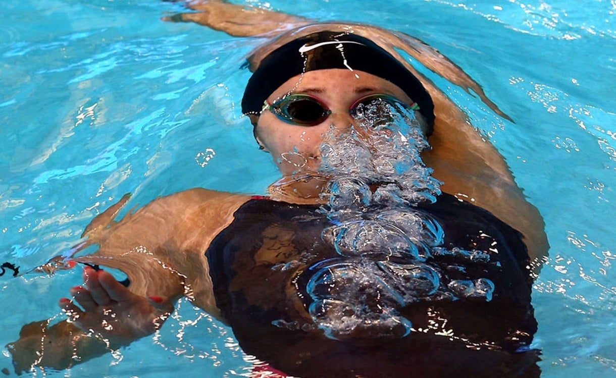 Amy Bilquist: Overcoming Pain to Finish Third at Trials in 100m Back