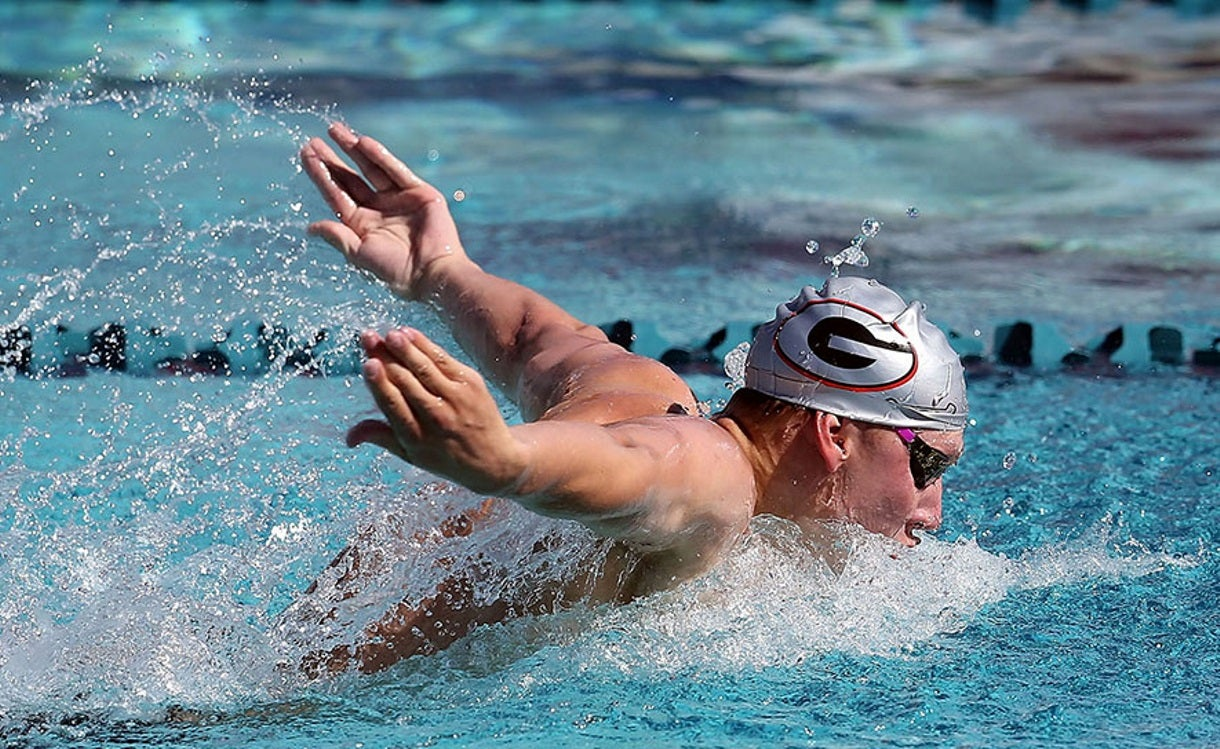 Chase Kalisz Doubles Up at arena Pro Swim Series at Mesa