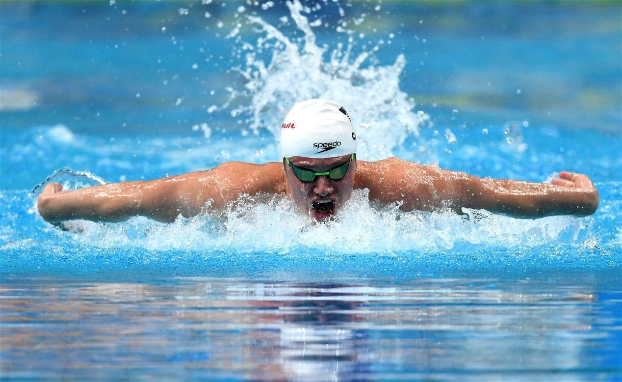 Olympians Adrian,  Conger Earn Big Wins to Open TYR Pro Swim Series at Atlanta