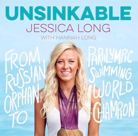 Jessica Long book cover