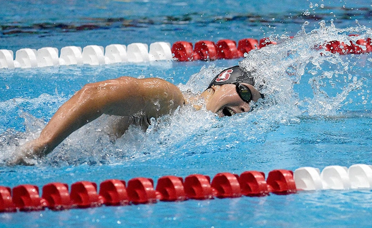 Record-Setting Ledecky Earns Best of May Honors from USOC