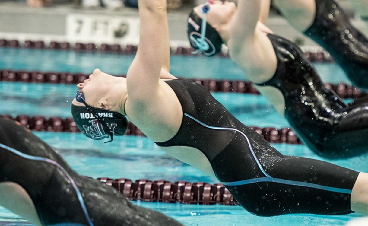 Lisa Bratton is Engineering Her Future In and Out of the Water