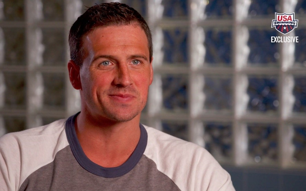 Exclusive: Ryan Lochte Returns