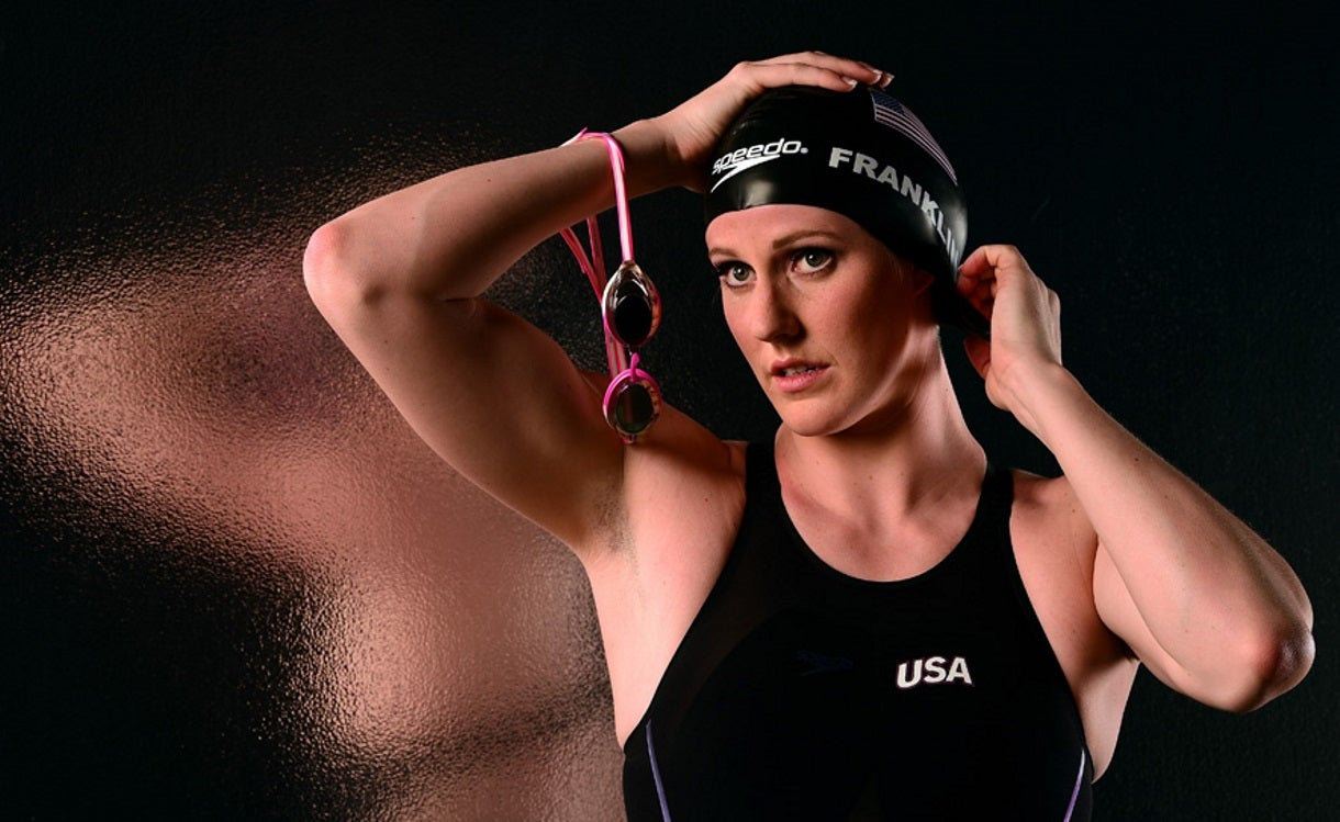 Women in Swimming History: Missy Franklin as Role Model and Inspiration