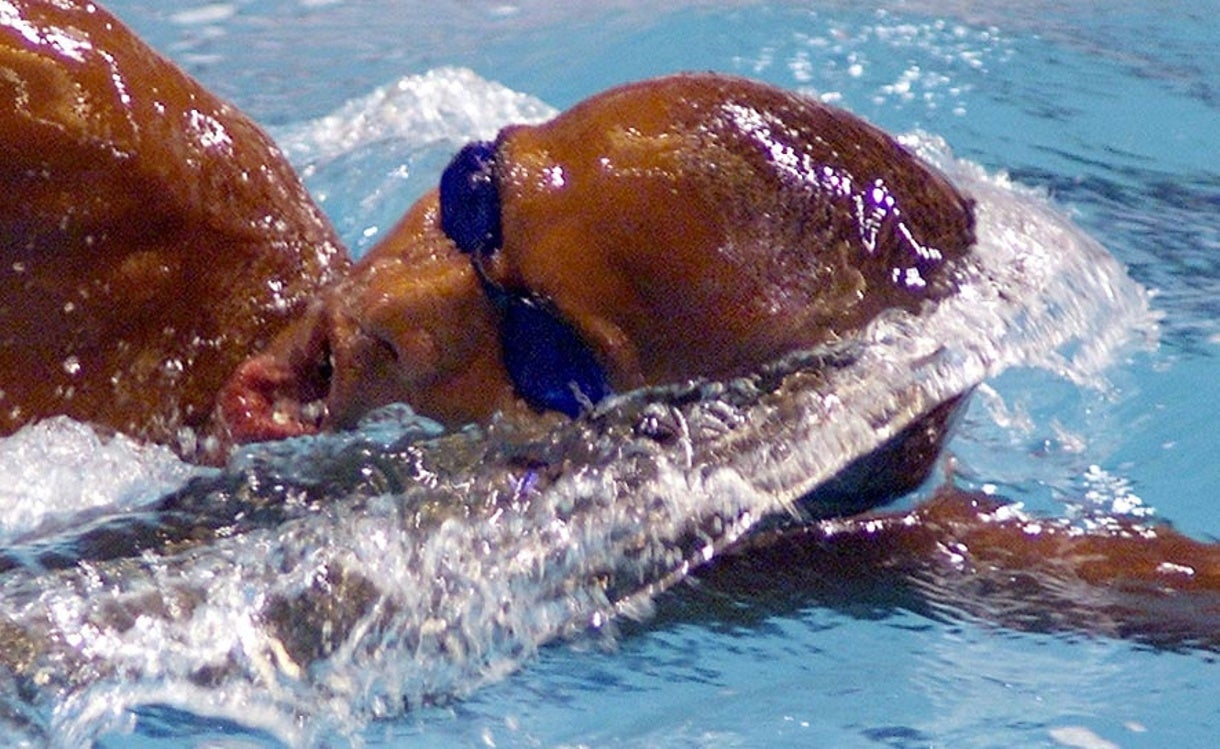 Black History Month: Sabir Muhammad Honors His African-American Swim Roots