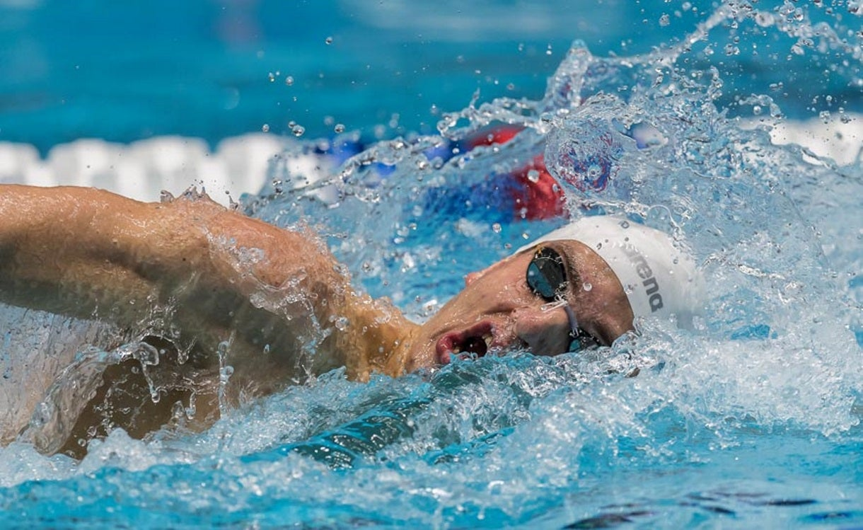 Zach Apple: Addicted to Swimming Fast